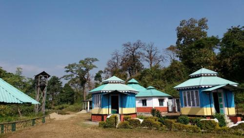 Chapramari wilderness camp