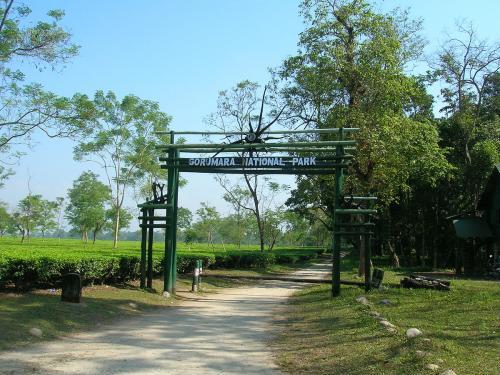 Gorumara Gateway