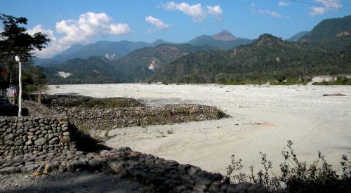 Jayanti river-village