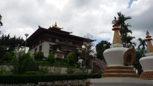 Karbandi Monastery Gompa