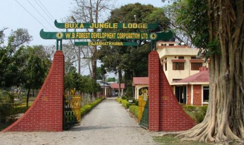 RBK Buxa Jungle Lodge is a WBFDC Forest Bungalow