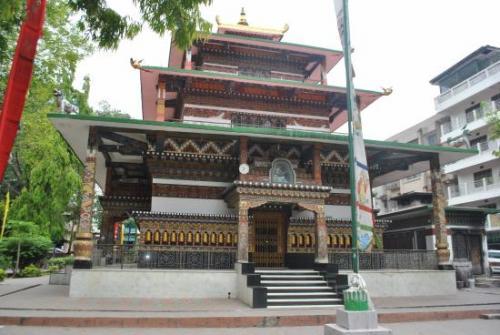 Zangdok Palri Temple & Park